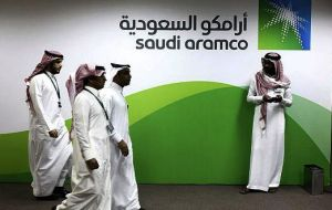 The Aramco IPO is expected to be the largest in history, raising around US$100bn in revenue for the Saudi kingdom. If listed in London, it could be worth £56bn