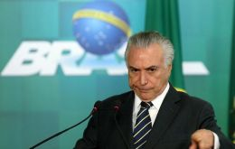 Temer believes that the important thing is to at least take a step in the right direction, even if that means not all social security measures get approved.