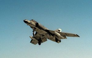"""We parted with five Super Etendard fighters that are a bit old (1978/82) but important"" Guignard said. ""The amount is symbolic as they are not new."""