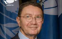 """Tourism is a major economic engine and employment generator, contributing to the improvement of livelihoods of millions of people"" stated Taleb Rifai"