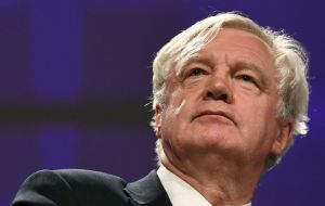"Davis indicated that he was talking a ""pragmatic"" approach to MPs' concerns by writing Brexit day into the Bill."