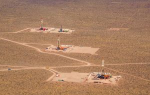 In 2018 subsidies will only be available to increased unconventional gas production in the Neuquen basin, where the Vaca Muerta shale play is located.