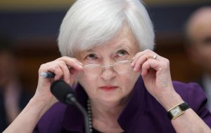"Janet Yellen had done a ""fantastic job"" as Fed chair ""during a very difficult period of time"", underlined Williams."