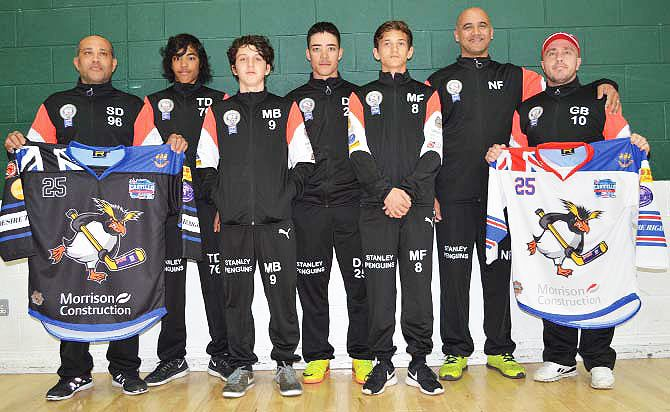 Falklands will be represented by Stanley-All Stars