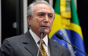 Temer will start a cabinet reshuffle that should be completed in mid-December, his press office said on Monday