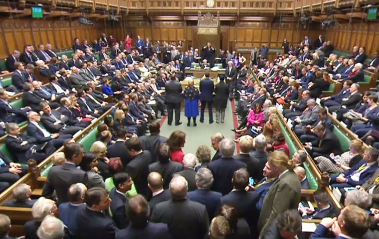 MPs backed plans to repeal the 1972 European Communities Act, which will end the supremacy of EU law in the UK, by 318 votes to 68.