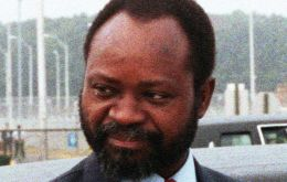 "Samora Machel, then president of Mozambique told Mugabe in 1980 that Zimbabwe was the ""jewel of Africa"", adding: ""Don't tarnish it!"""