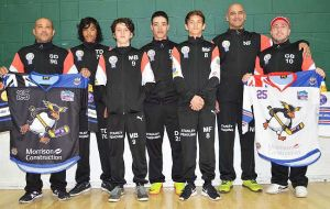 The Falklands will be represented by the Stanley All-Stars, which have played overseas in Chile.