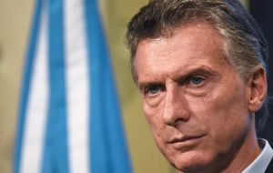 President Macri pledged all the necessary resources to recover the vessel with a crew which includes the first submariner woman officer in the Argentine navy
