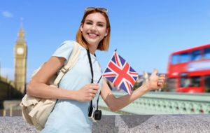 There was particularly strong growth in August in visits from EU countries, the UK's largest visit-generating region, with 2.4 million visits, up 6%.