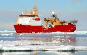 Ice patrol HMS Protector joins the search for the missing Argentine