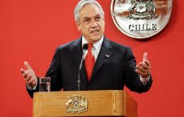 Piñera, who governed Chile from 2010 to 2014, came in seven percentage points short of forecasts by opinion polls before Sunday's vote.