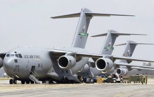 U.S. Air Force C-17 Globemaster III