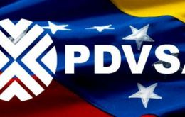 PVDSA's bonds represent 30% of Venezuela's external debt -- estimated to be around US$150 billion.