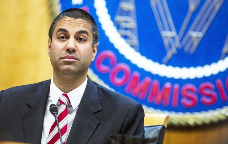 FCC Chairman Ajit Pai says his plan eliminates unnecessary regulation. Many worry the proposal will leave citizens at the mercy of cable and wireless companies.