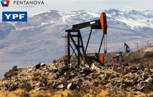 The transaction consolidates PentaNova's position in the heavy oilfield as a 50% partner with YPF.