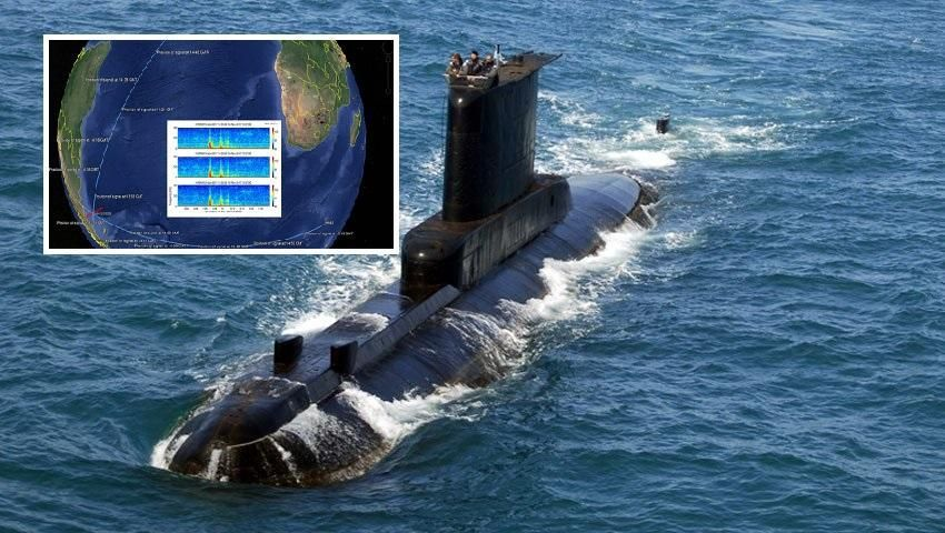 After contact was lost a Vienna-based global network of listening posts detected a noise the navy said could have been the submarine's implosion