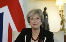 During the meeting Mrs. May is expected to announce a further £70 million to help the relief efforts for BOTs  hit by hurricanes Irma and Maria