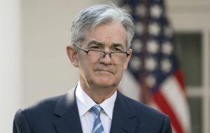 Powell, a former investment banker and current governor of the Federal Reserve, is widely expected to be approved by the Senate.