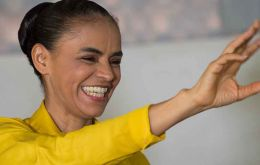 Marina Silva born into a rubber-tapping community in the Amazon rainforest, was minister under former President Lula and has run in two presidential elections