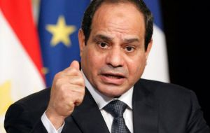 "Egyptian President Abdel Fattah el-Sisi, cautioned Trump against ""taking measures that would undermine the chances of peace in the Middle East""."