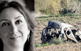 Caruana Galizia, 53, died instantly when her car was blown up as she drove out of her home on October 16, a killing that shocked Malta