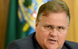 The prosecutor officially accused Geddel Vieira Lima, the papers said, who was in charge of President Michel Temer's relations with Congress until November 2016