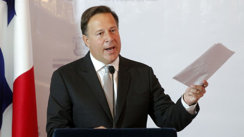 Panama's president Juan Carlos Varela objected to his country being on the list saying it is making progress against tax evasion