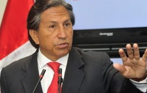 The private contractors are accused of providing US$15 million of a US$20 million bribe that Odebrecht paid to ex president Alejandro Toledo.