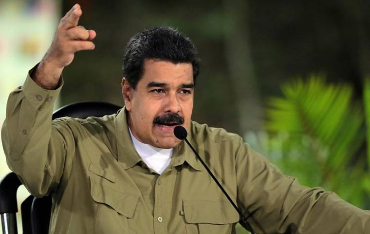 Maduro has been trying to fortify his mandate by attacking corruption at state-run oil company PDVSA, which Ramirez led for over a decade.