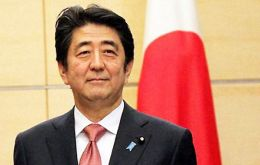 "Prime Minister Shinzo Abe hailed the imminent birth of what he called a ""gigantic economic zone"" as he confirmed that the negotiations had been concluded."