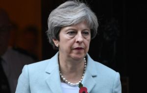 "The bill would require a second referendum at least three months before the UK leaves the EU. Theresa May has said a second referendum is ""out of the question""."
