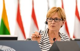 """The pressure to conclude the talks cannot be at the expense of the European agriculture sector"" Ms McGuinness warned."