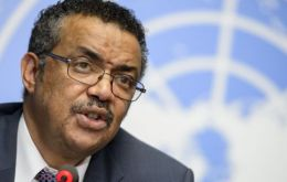 Since day one, the right to health has been central to WHO's identity and mandate, underlined Director-General Dr Tedros Adhanom Ghebreyesus