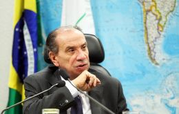 Brazilian Minister Aloysio Nunes said the two sides had traded notes on how much each was willing to cede and Mercosur was waiting for the EU to respond