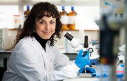 "Lead researcher Prof. Sarah Tabrizi, from University College London, said the drug's capacity to lower levels of a toxic protein was ""ground-breaking""."