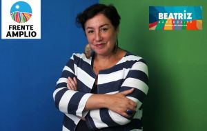 As Frente Amplio's presidential candidate, Beatriz Sanchez secured twice as many votes as expected by opinion polls