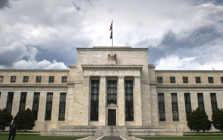 "The Fed's rate-setting committee said, as it announced the latest decision, that  economic growth and job gains had been ""solid"""