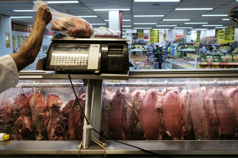 Brazilian beef exporters expect a record year in 2018: 1 68 million