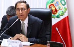 First Vice-President Martin Vizcarra, who could take office if Kuczynski is booted, acknowledged the nation's difficult moment on Twitter