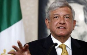 Lopez Obrador a self-declared nationalist hopes Mexico will elect him next July, reversing a Latin American trend towards right-leaning governments.