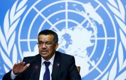"""It is completely unacceptable that half the world still lacks coverage for the most essential health services,"" said Dr Tedros Adhanom Ghebreyesus, head of WHO. Reuters"