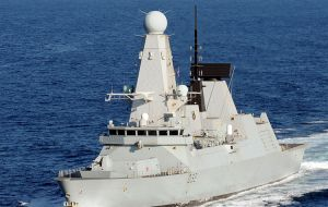 It is the latest setback for the Navy had to deal with technical problems with its fleet of Type 45 Destroyers which break down in hot weather.