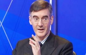 "Conservative MP Jacob Rees-Mogg called on Ms May to reject the EU's guidelines, claiming that they would reduce Britain to the status of a vassal state or ""serfs"""