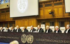 "The Chagos Islands vote – sending the long-running dispute to the International Court of Justice (ICJ) in The Hague – showed ""the way the wind is blowing"""