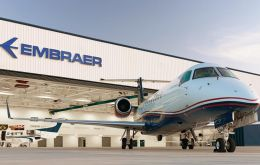 Temer said he would welcome an injection of foreign capital into Embraer, the company which also makes some military planes