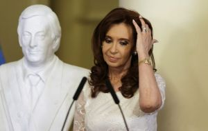 "Cristina Fernandez and several close advisors and ministers allegedly were involved in the ""criminal plan"" to grant impunity to the Iranian officials perpetrators."
