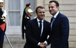 Ireland's Leo Varadkar and France's Emmanuel Macron are leading the charge against the beef offer and spoke out against it at a EU leaders meeting in Brussels.