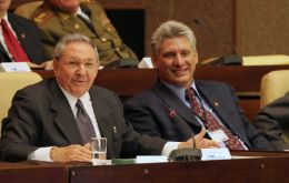 The individual most likely to take the reins in April 2018 is Miguel Díaz-Canel, first vice president of the Council of the State.