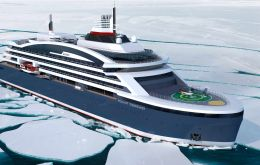 VARD (Vard Holdings Limited), Norwegian subsidiary of the Italian shipbuilder Fincantieri, will build the icebreaker, delivery of which is scheduled for 2021.